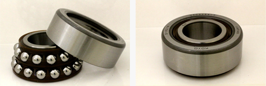 Photos of developed bearing